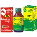 Analgesic Oil