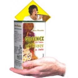 Greenex Tabs
